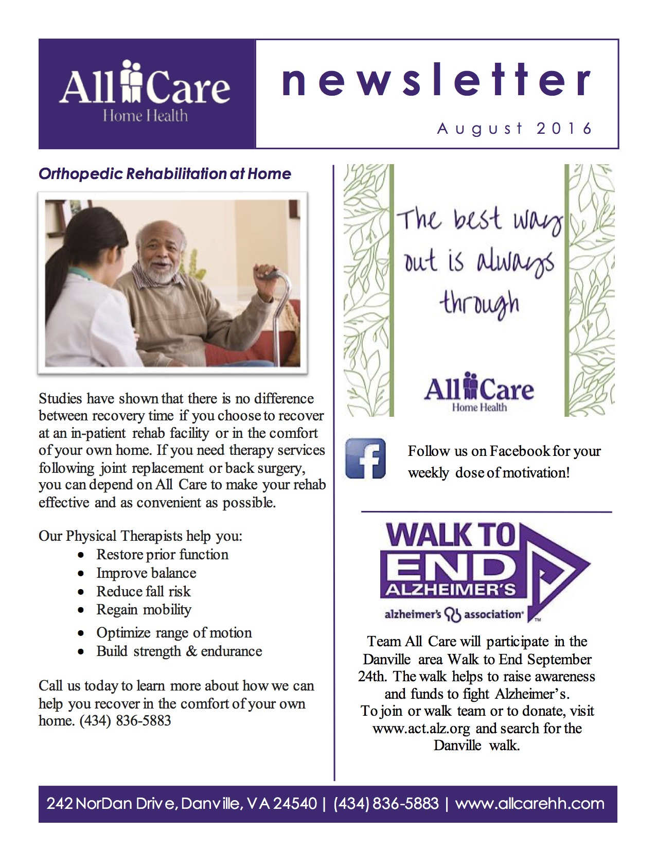 All Care News 2016.08