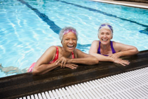Staying active as you age
